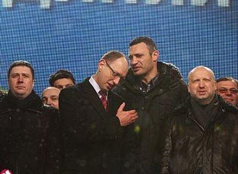 Кличко погодився на об'єднання із застереженнями