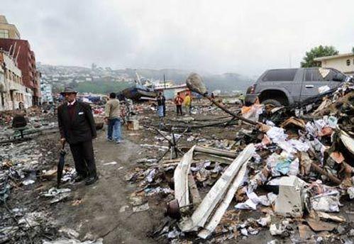 Два года назад землетрясение в Чили унесло 500 жизней