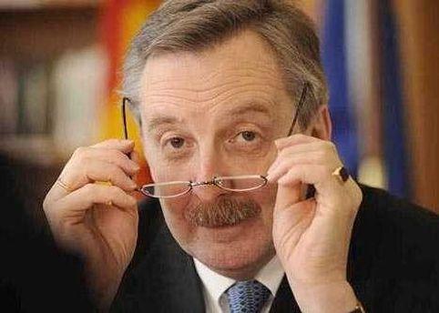 Ганс-Юрген Гаймзьот зустрівся з Віктором Пшонкою