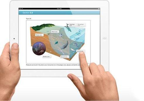 Основным преимуществом новинки Apple называет ее интерактивность