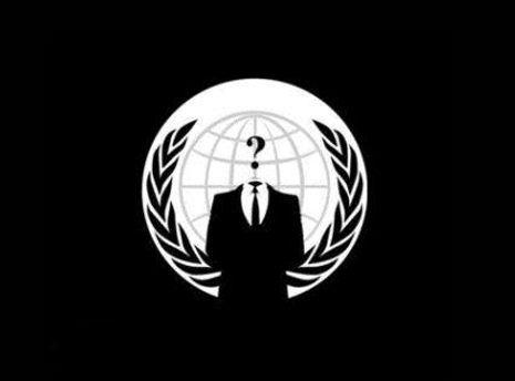 Хакеры Anonymous выступают против антипиратских законов