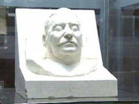 Посмертна маска Сталіна