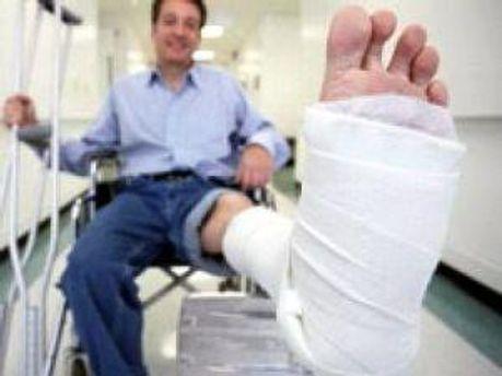 725 людей травмувались минулого тижня