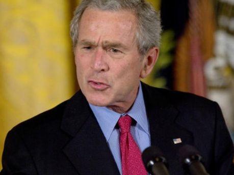 Джордж Буш-молодший