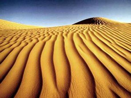 Солнечная радиация в Сахаре втрое сильнее, чем в Европе