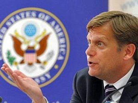 Посол в Москве Майкл Макфол