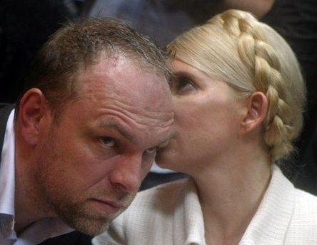 Тимошенко запросила професора Поліщука