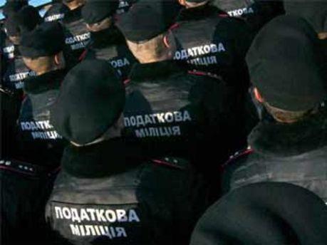 Податкова міліція скоротилась на 20% у 2011 році