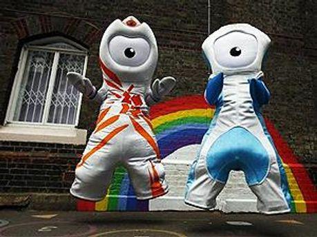 Персонажи Олимпиады в Лондоне - Маскот