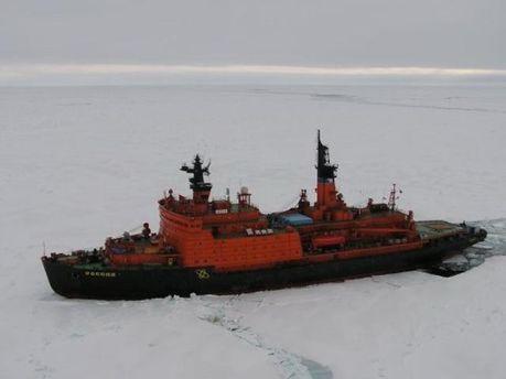 Морозы остановили судоходство в Керченском проливе