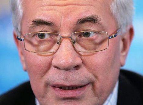 Азаров шукає відповідь для Росії