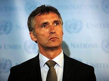 Прем'єр-міністр Норвегії Йєнс Столтенберг