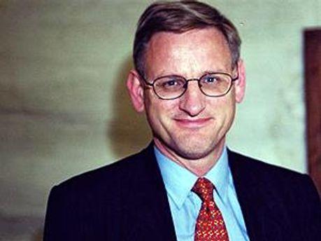 Глава МЗС Швеції Карл Більдт