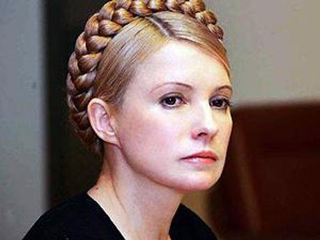 Экс-премьер Юлия Тимошенко