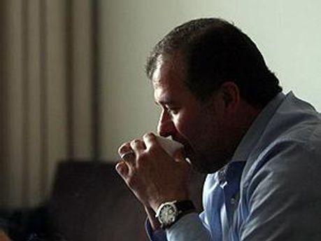 Министр чрезвычайных ситуаций Виктор Балога