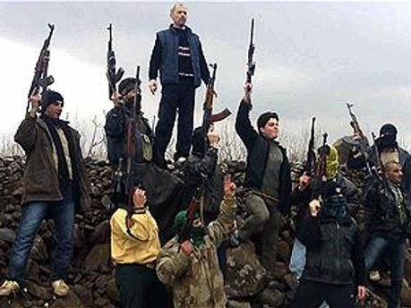 У Сирії тривають масові сутички