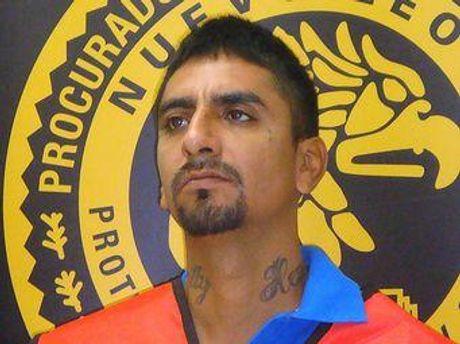Энрике Элисондо поймали 20 января