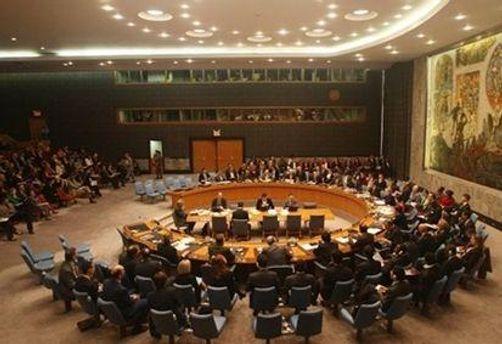 Россия и Китай могут наложить вето на проект резолюции