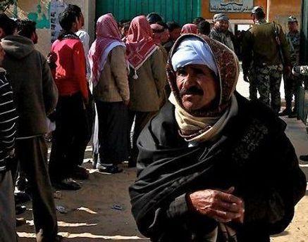 Бедуины требуют освобождения своих родственников в обмен на заложников