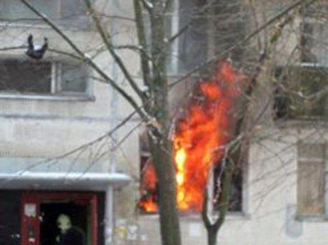 Пожары возникли в 7 домах