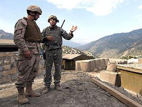 Американські солдати у Афганістані