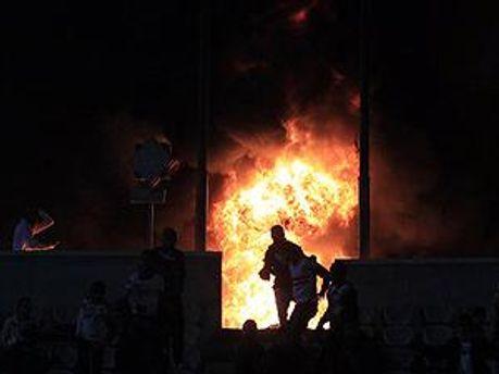 74 человека стали жертвами футбольной резни