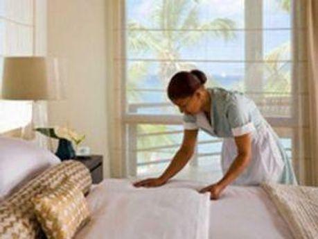 Делают все для безопасности работников отеля