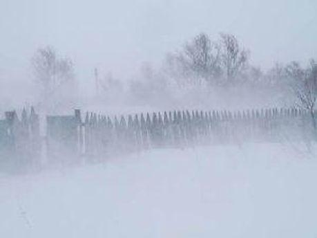Снігопади триватимуть півтори доби