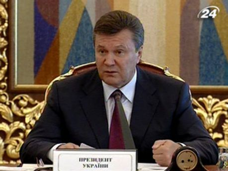 Янукович думает об увеличении финансирования регионов