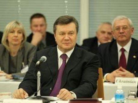 Янукович пожелал императору Акихито здоровья