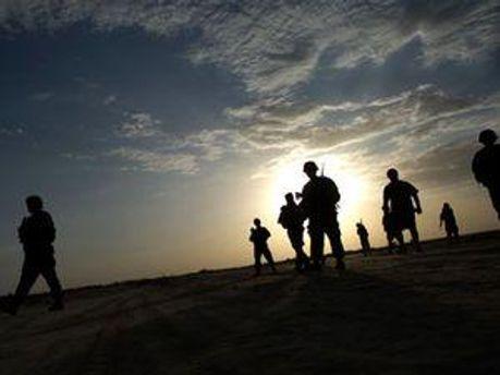 Під час стрілянини загинуло 2 офіцерів армії США