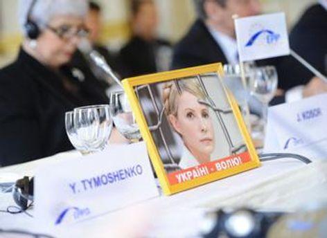 Питання Тимошенко обговорили на саміті Європейсько народної партії