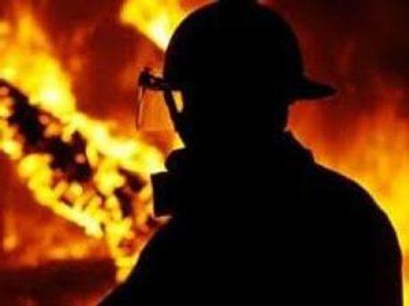 Пожар ликвидировали через 38 минут