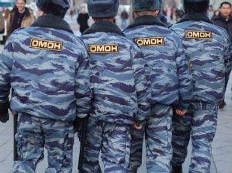 Регіональні загони ОМОНу прибудуть у Москву на час виборів