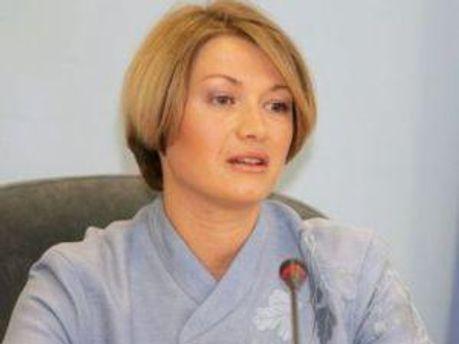 Ірина Геращенко у числі невдоволених
