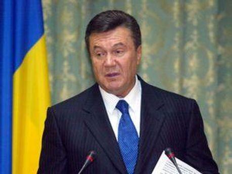Янукович скасував строковість дії посвідчення закордонного українця