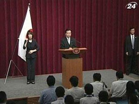 Премьер Японии Йосихико Нода