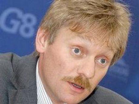 Дмитро Песков вважає українських активісток дерупами