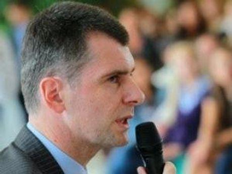 Михайло Прохоров планує заснувати власну парітю