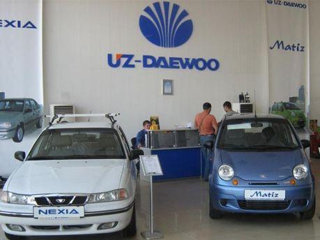 Узбекские автомобили возвращаются в Украину