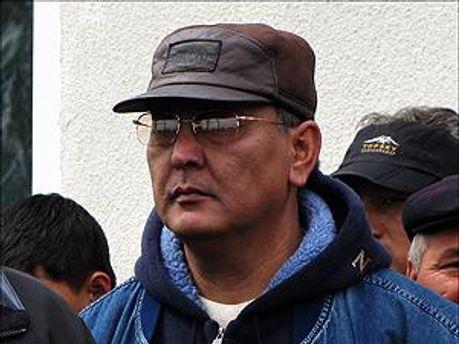 Ахмат Бакиев