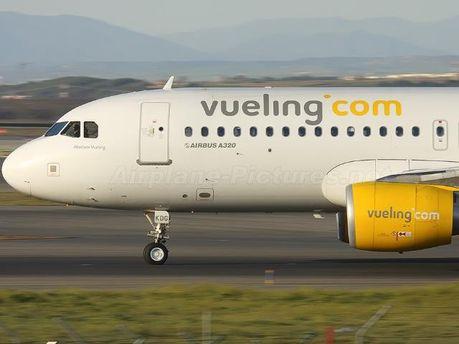 Іспанський лоукост Vueling Airlines