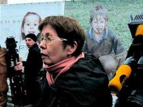Тетяна Кадиєва опинилась у Першій громадській лікарні