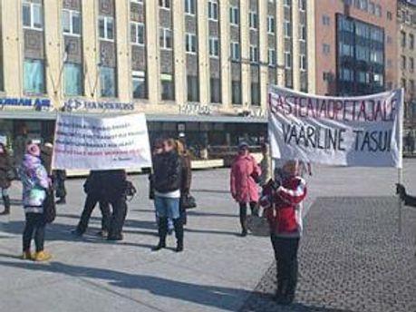Протести вчителів охопили всю країну