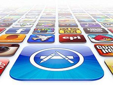 Apple отчиталась о App Store