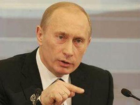 Володимир Путін не вважає дії поліції неправомірними