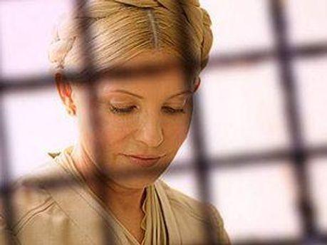 Тимошенко відмовляється примусово працювати