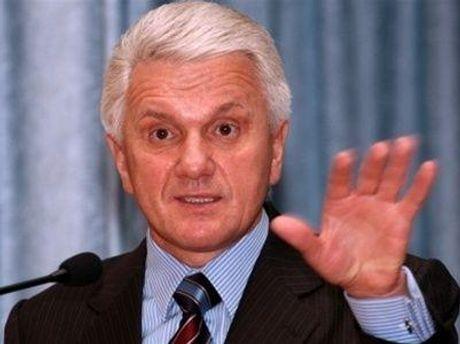 Владимир Литвин пригласил Йосихико Ноду в Украину