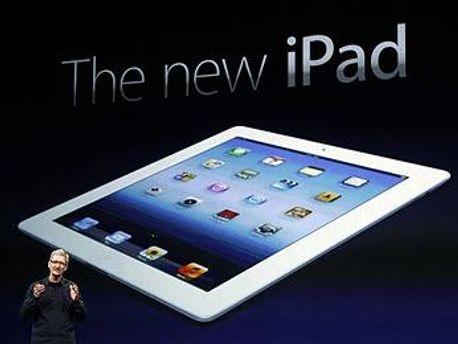 Нового iPad пока не будет
