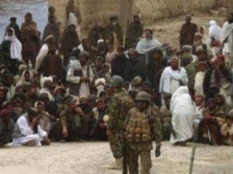 По сообщениям Reuters, американский солдат убил от 15 до 17 афганцев